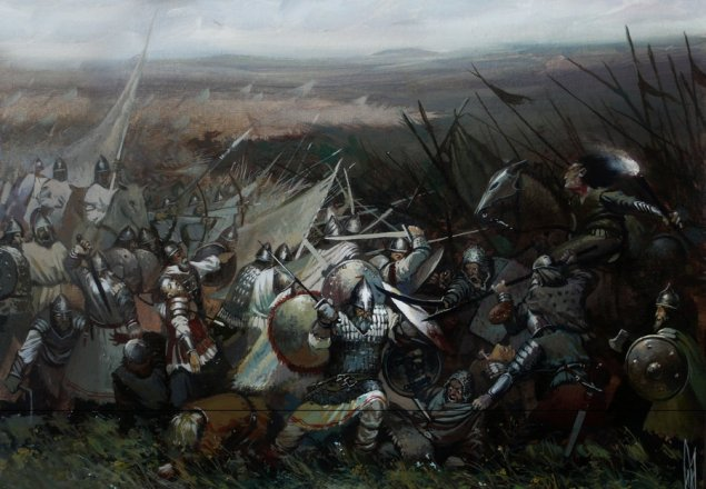 Anime Fighting Wallpaper Medieval Battle Audio Atmosphere