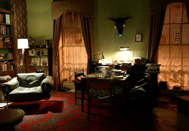 The Fall Tv Series Wallpaper A Rainy Day At 221b Baker Street Audio Atmosphere