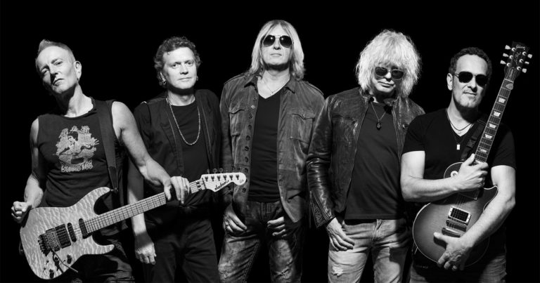 Def Leppard  Scorpions announce one off NZ show - Ambient Light
