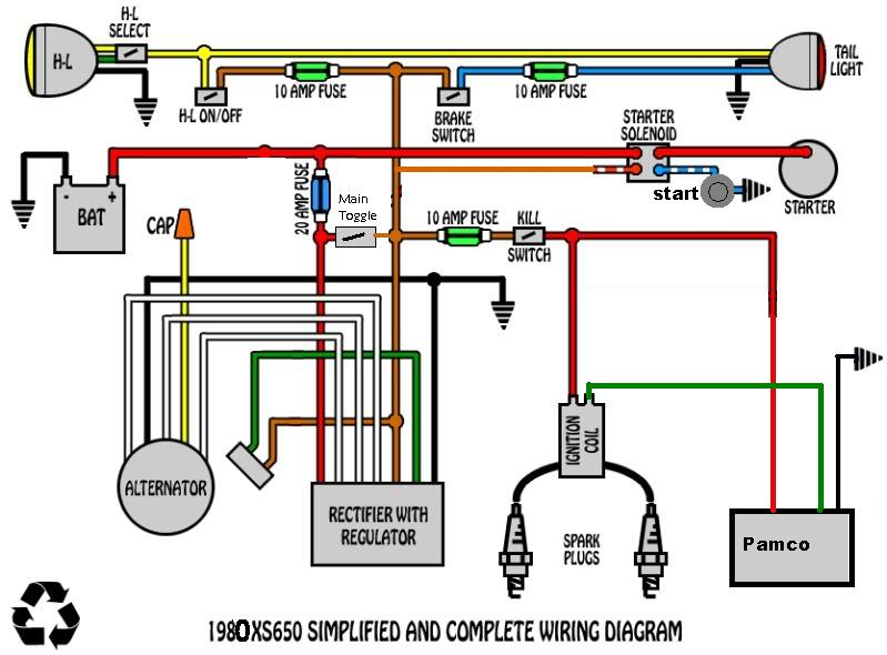 Bmx Atv Wiring Diagram Wiring Diagram