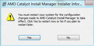 install driver catalyst8