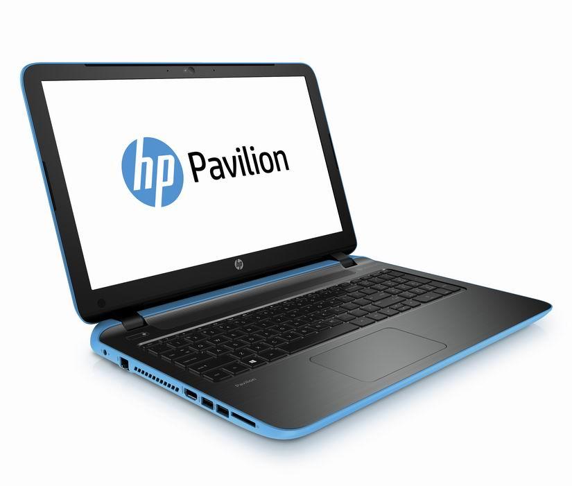 HP Pavilion 15 P229AX Laptop Trendi Berbekal AMD APU