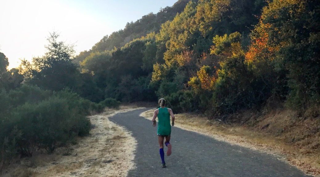 A Year of Return to Running Logs - Race Ipsa Loquitur