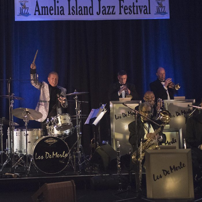 Amelia Island Jazz Festival Big Band Bash