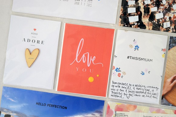 Capture celebrations with the Cheri kit from One Little Bird | by Amelia Ng