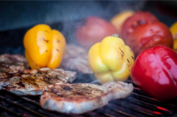 barbecue charbon-bois-entretien