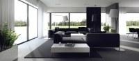 Ides Dcoration Interieur en noir et blanc