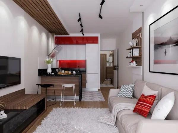 Beautiful 4 Idees Pour Amenager Un Petit Appartement De 30m2 ...