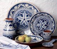 Portuguese Dinnerware Sets & Artisan Portuguese Stoneware