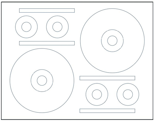 Modern Stomper Cd Labels Template Motif - Resume Ideas - namanasa