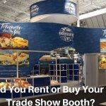 Rent or Buy-island trade show image