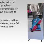 Retail Displays can be configured to please all event staff teams