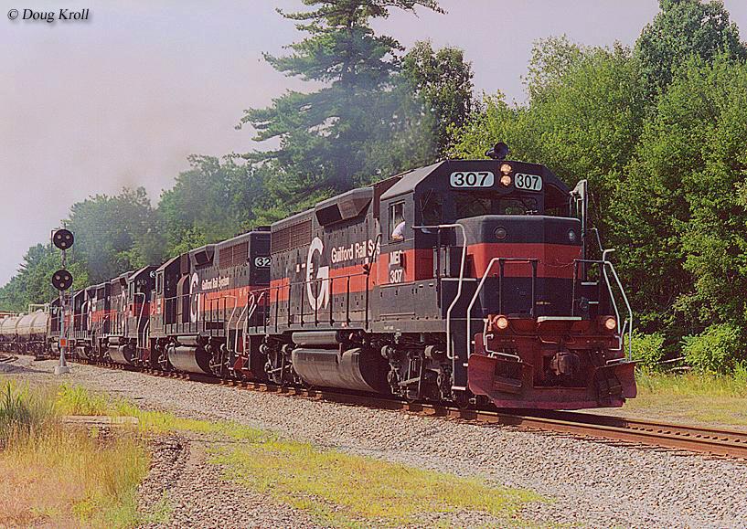 New Hampshire Railroad Jobs - frieght conductor