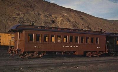 Passenger Train Cars,