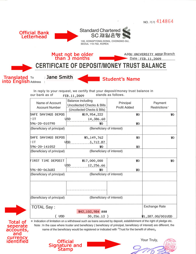 bank account statement template - bank statement templates