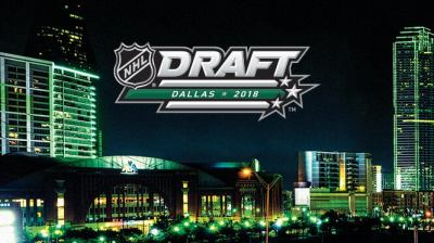 2018 NHL Draft presented by Adidas | American Airlines Center