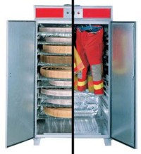Roto-Jet Fire Washer, Circul-Air Fire Hose Dryer Helps ...
