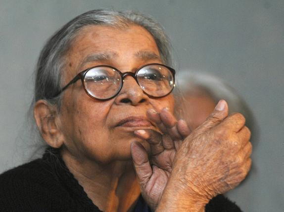 Eminent litterateur Mahasweta Devi passes away in Kolkata