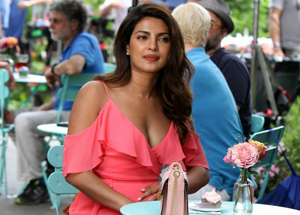 Production begins on Priyanka's next Hollywood project