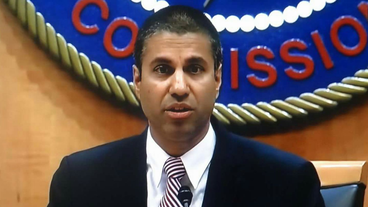 FCC Chairman Ajit Pai cancels Consumer Electronics Show appearance over death threats
