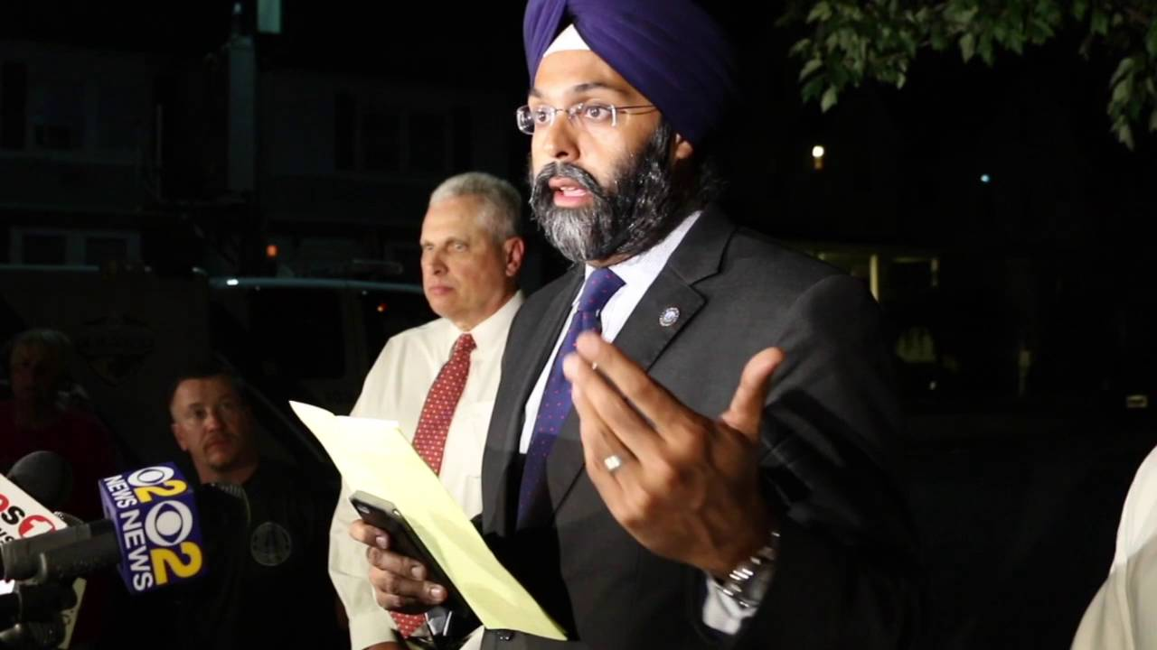 Historic choice: Murphy nominates Sikh-American to be attorney general