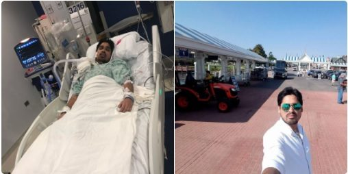 Hyderabadi student shot in Chicago,: family seeks Home Minister's help