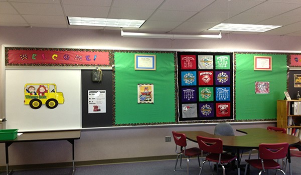 8 Ways to Decorate Your Secondary Classroom - American Board Blog