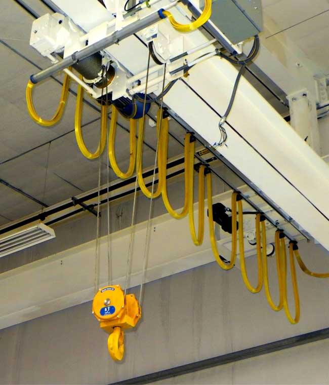 Overhead Cranes Electrical Diagram Overhead crane electrical