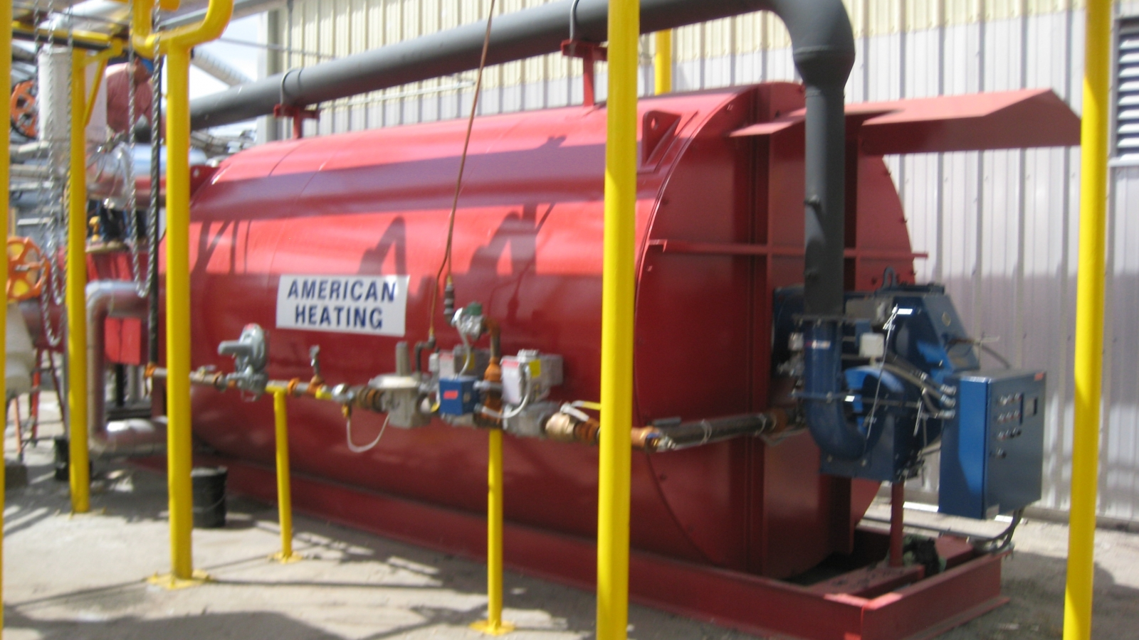Thermal Fluid Heaters Hot Oil Heaters For Industrial Use