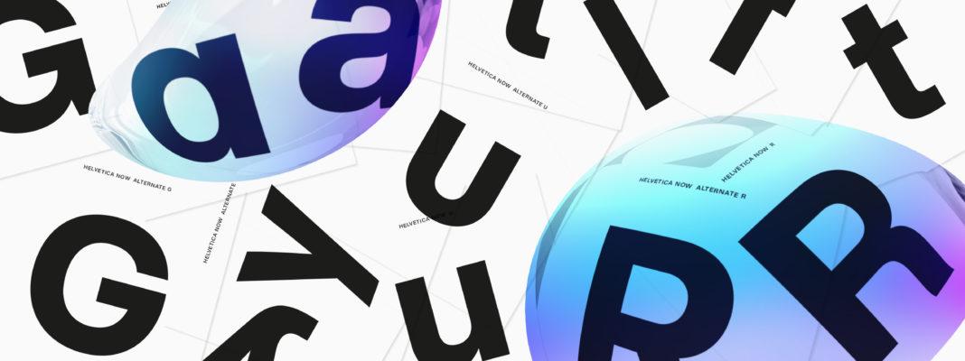 Monotype Company Redesigns Helvetica