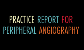 Practice Report for CPT code for Peripheral Angiogram
