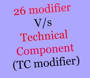 Become perfect in coding 26 and TC modifier