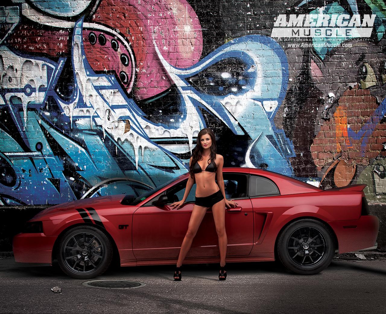 Future Car Wallpaper Hd For Desktop Meet The 2013 Am Calendar Girls Americanmuscle Com