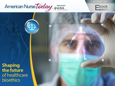 Shaping the future of healthcare bioethics - American Nurse Today
