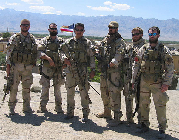 Operation Redwing - Navy SEALs