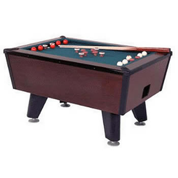Valley Slate Bumper Pool Table