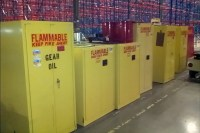 Used Flammable Cabinets
