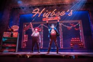 """""""A Christmas Story: The Musical,"""" by Joseph Robinette, Benj Pasek, and Justin Paul, at Virginia Repertory Theatre in Richmond, Va., through Jan. 1, 2017. (Photo by Aaron Sutten)"""