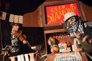 """""""Club Diamond,"""" at the Public Theater's Under the Radar Festival in New York City. (Photo by Kathryn Raines)"""
