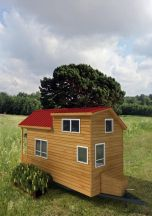 Dallas-American-Tiny-House-Mockup Exterior