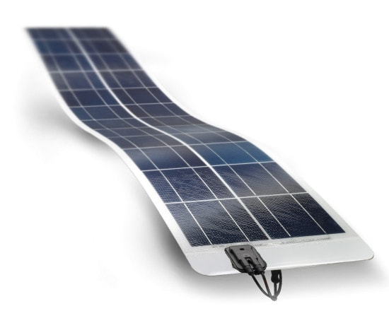 Solar Powered Panel