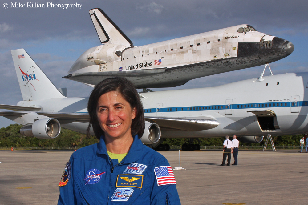 Discovery Ready For Smithsonian, Interview With STS-133 Astronaut