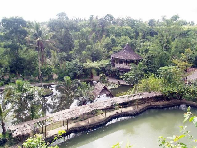 Outbond desa wisata pentingsari yogyakarta amertaedutravel