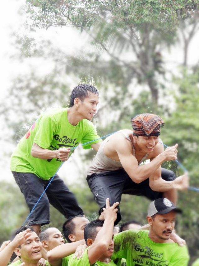 Village Tour dan Outbound bersama PT KIEVIT Indonesia Amerta Edutravel
