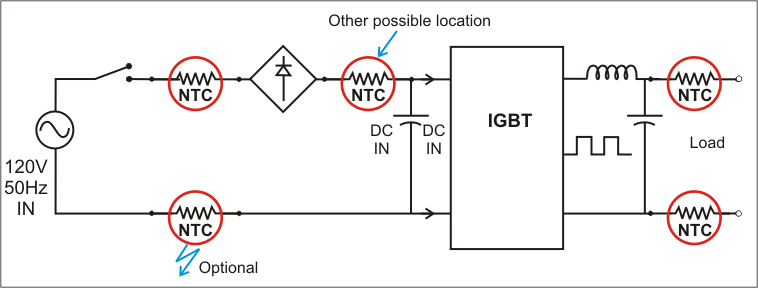 frequency changer circuit