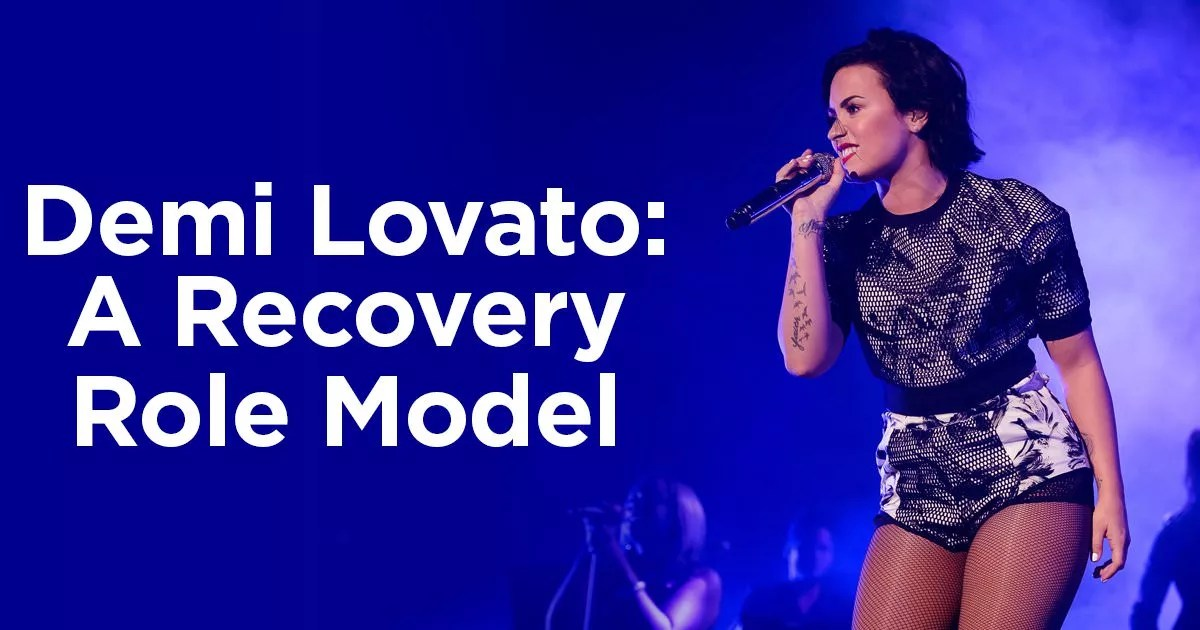 Demi Lovato A Drug And Alcohol Recovery Role Model