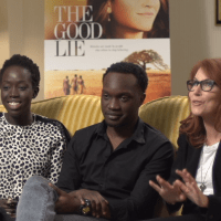 SPORTS PLUS PRESENTS:  'THE GOOD LIE' INTERVIEW WITH ACTORS ARNOLD OCENG, KUOTH WEIL AND WRITER MARGARET NAGLE