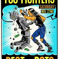 FOO FIGHTERS ANNOUNCE TOUR AND BEAT THE BOTS: BOX OFFICE ONLY PRE-SALE this Saturday at 10am