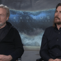RIDLEY SCOTT WAS FIRED?  CHRISTIAN BALE WAS UNEMPLOYED?  THERE'S HOPE FOR US ALL