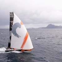 VOLVO OCEAN RACE UPDATE: FOUR BOATS ROUND THE HORN